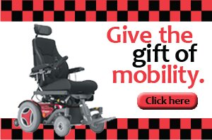 Give the Gift of Mobility